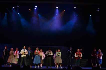 Grease @ The Palace Theatre