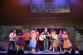 Grease @ The Palace Theatre 2017